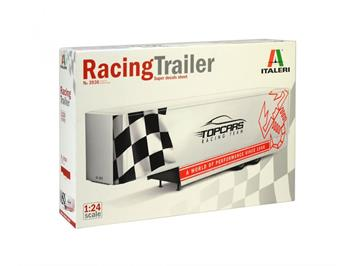 Italeri 3936 Racing Trailer, 1:24