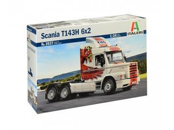 Italeri 3937 Scania T143H 6x2, Massstab 1:24