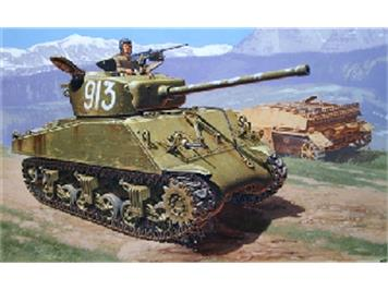 "Italeri M4A2 76mm ""Wet"" Sherman 1:35"