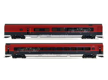 Jägerndorfer Collection ÖBB Railjet 2er Set