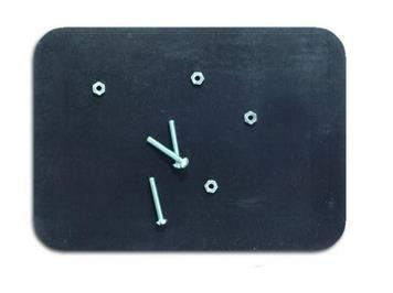 Jamara 055474 Magnet-Platte Pit Pad 145 x 110 selbstklebend