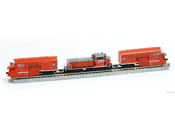 Kato 10-1127 (70101127) DD16 Diesellok mit Schneepflug, N