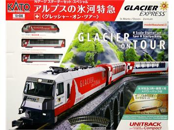 "Kato 7074033 (10-006) Startset ""Glacier on Tour"" N"