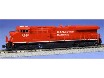 Kato BE ES44AC Canadian Pacific #8705