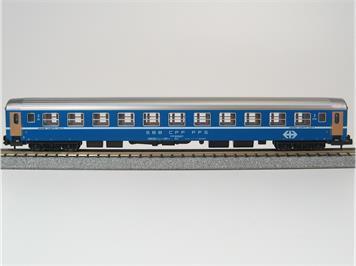 Kato SBB RIC Liegewagen blau