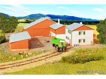 Kibri 37026 Bauernhof Spur, N