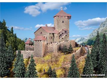 Kibri 37304 Burg Branzoll, N (1:160)