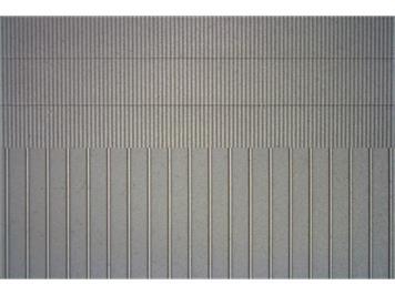Kibri 37972 Welleternit- und Blecheindeckung 20 x 12 cm