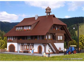 Kibri 38074 Bauernhaus Schwarzwald, H0
