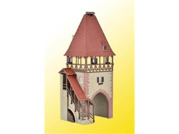 Kibri 38470 Fachwerkturm mit Tor HO