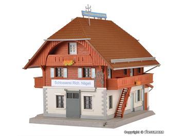 Kibri 38800 Schlosserei Nägeli