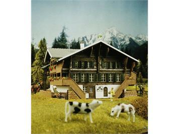 Kibri 38807 Simmentaler Bauernhof