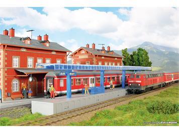 Kibri 39549 Moderner Bahnsteig für C-Gleis