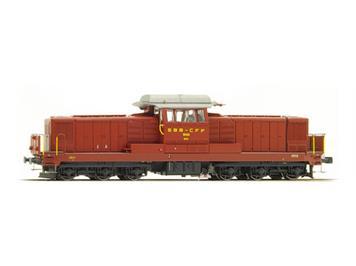 L.S. Models 17009S SBB Bm 6/6 18506 braun altes Logo 18506 DCC/Sound