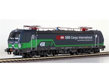 "L.S. Models 17110 SBB Ellok Vectron BR 193 ""Cargo international"" DC"