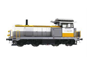 L.S. Models 17571 Diesellok Bm 840 Swiss Traffic SRT, Kurzer Rahmen, Kamin HO