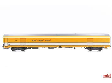 """L.S.Models 47282 SBB Postwagen """"DIE POST"""" CH, (ex. PTTFrance), gelb/weiss, H0"""