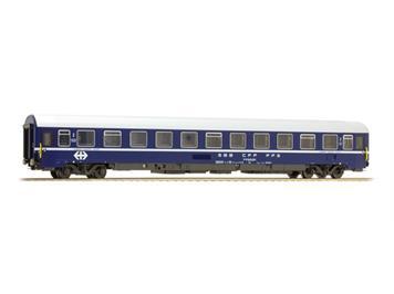 L.S. Models 47302 SBB Schnellzugwagen Eurofima Bc11 2. Klasse