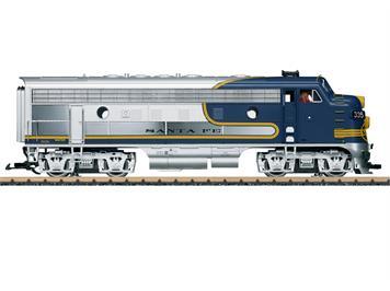 LGB 20585 Diesellok F7 A Santa Fe DCC/mfx mit Sound, Spur G IIm