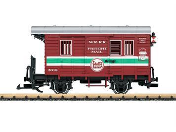 LGB 32191 Postwagen zu Richter - Stainz