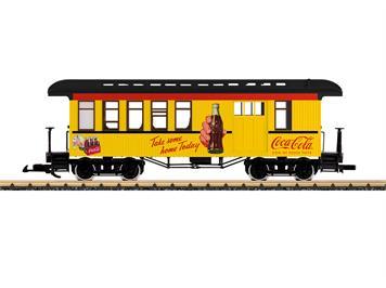 LGB 36818 Combine Halbgepäckwagen Coca-Cola®