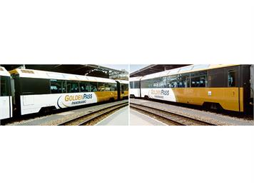 "LGB 39667 Wagen-Set ""Golden Pass"" MOB (2)"