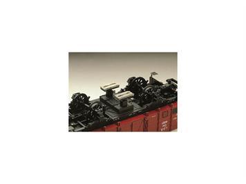 LGB 50050 Schienenreinigungsgerät, Spur G IIm