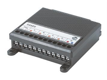 LGB 55525 MZS Weichendecoder 4-Kanal mfx