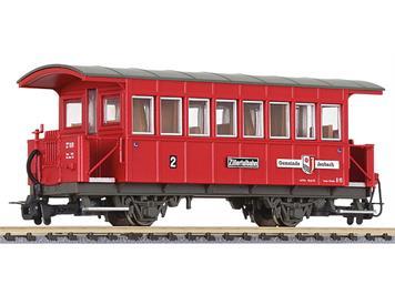 """Liliput 344350 Zillertalbahn Perswagen Bi B15, """"Jenbach"""" HOe"""