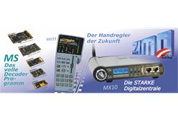 Lok-Sounddecoder Spur 0, 1, IIm