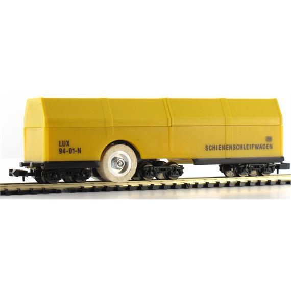 LUX 9470 N-Schienenschleifwagen mit SSF-09 Automatik