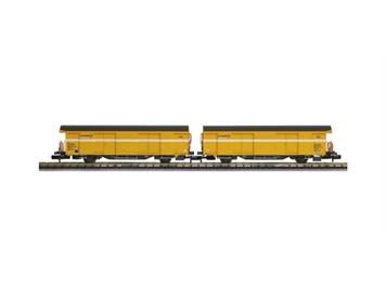 Mabar 86504 SBB Postwagen 2er Set No. 252 & 268
