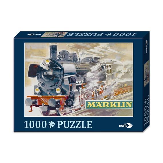Märklin 15962 Nostalgie Puzzle P8 1000teilig