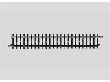 Märklin 2200 K-Gleis Gerade Länge 1/1 = 180 mm (Standardlänge).