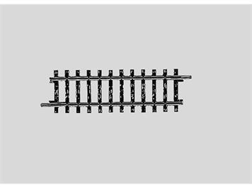 Märklin 2201 K-Gleis gerade Länge 1/2 = 90 mm, H0