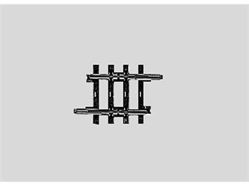 Märklin 2203 K-Gleis gerade 30mm, H0