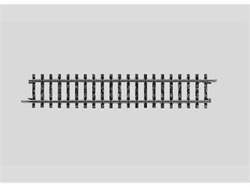 Märklin 2207 Gleis gerade Länge 156 mm, H0