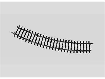 Märklin 2221 K-Gleis gebogen Länge 1/1 = 30°, H0