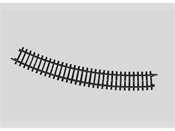 Märklin 2231 K-Gleis gebogen Länge 1/1 = 30°.