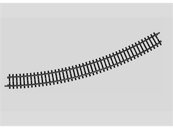 Märklin 2251 K-Gleis gebogen. Länge 1/1 = 30°, H0