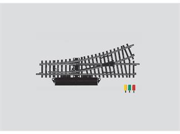 Märklin 2262 K-Gleis Weiche links mit elektrischem Antrieb, H0