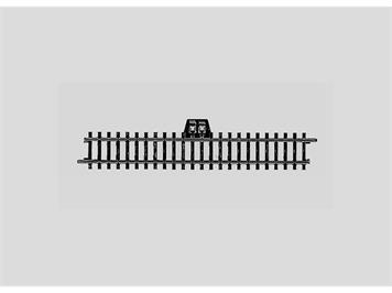 Märklin 2290 K-Gleis Anschlussgleis gerade, Länge 1/1 = 180 mm, H0