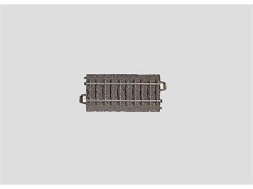 Märklin 24077 C-Gleis gerade 77,5 mm, H0 (1:87)