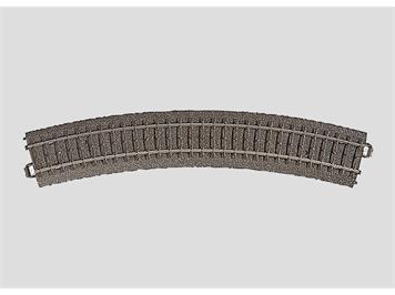 Märklin 24230 C-Gleis gebogen R2 = 437,5 mm / 30°, H0 (1:87)