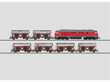 """Märklin 26551 DB Güterzug """"Kalktransport"""" mit Baureihe 232 """"Ludmilla"""", H0 (1:87)"""