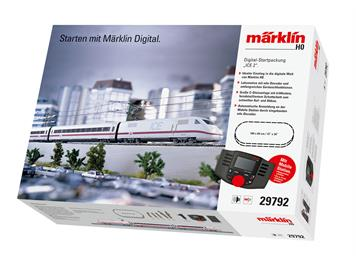 "Märklin 29792 Digital-Startset ""ICE 2"" mit Mobile Station, H0"