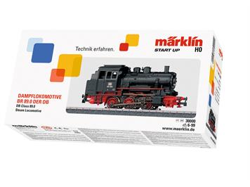 Märklin 30000 Märklin Start up - Tenderlokomotive Baureihe 89.0, H0