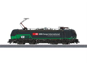 Märklin 36193 Elektrolokomotive BR 193 SBB Cargo international mfx/Sound