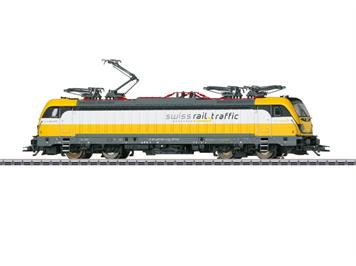 Märklin 36635 Swiss Rail Traffic BR 487 Last-Mile-Diesel