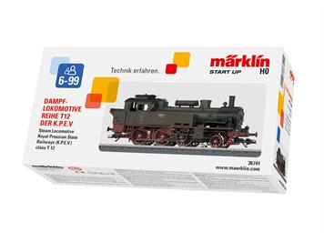 Märklin 36741 Start up - Tenderlokomotive T12
